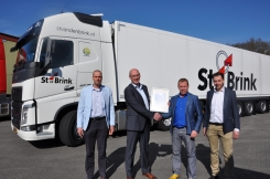 St vd Brink nu ook BRC Storage and Distribution gecertificeerd