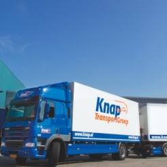 St vd Brink neemt de Knap TransportGroep over