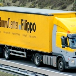 St vd Brink neemt vervoer Bouwcenter Filippo over