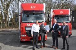 St vd Brink als eerste vervoerder in Nederland ISO9001:2015 gecertificeerd