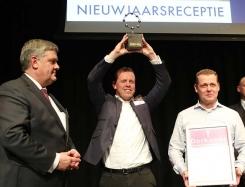 St. van den Brink wint Linnaeusonderscheiding