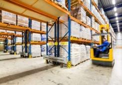 Transpas Logistics voor warehouse Lelystad